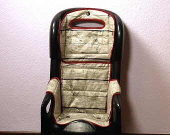 Replacement cover for Römer Jockey comfort