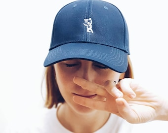 Slam dunk/Embroidered Dad Cap/Dad hat/Baseball Cap/Baseball Hat/Dad cap/Embroider Hat/Cap/Hat/dunk shot/basketball gift/basketball hat