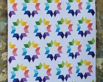 Cookie Cutter Quilt Pattern by Julie Herman of Jaybird Quilts