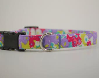 Bright Floral Collar