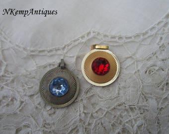 Old religious pendant x 2