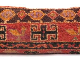 Vintage Moroccan Wool  Pillow