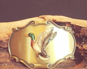 Duck Belt Buckle