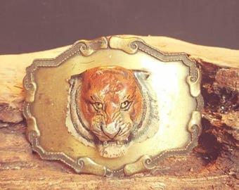 Tiger Belt Buckle