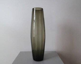 hand blown italian mid century modern vase