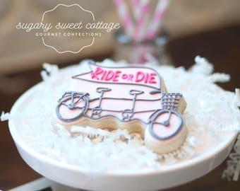 Ride or Die Sugar Cookie