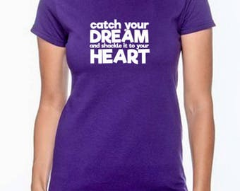 Parks and Recreation - Mouse Rat - Catch Your Dream shirt for WOMEN