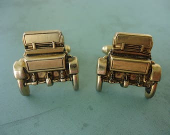 Anson Antique Car Cufflinks