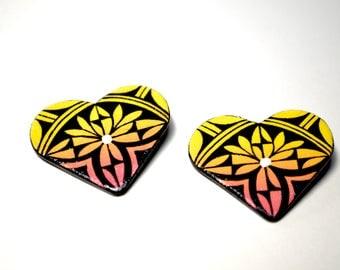 Rebel Tribe Signature Hearts