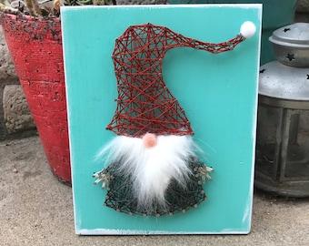Reindeer String Art Christmas Decorations String Art
