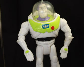 Upcycled Toy Ornament - Buzz Lightyear - Disney/Pixar  Toy Story