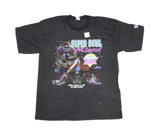 Vintage Super Bowl T-shirt