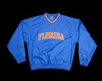 Vintage Nike University of Florida Gators Pullover Jacket