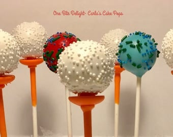 12 golf balls and sprinkled pops, US Open, The Masters, golf birthday.