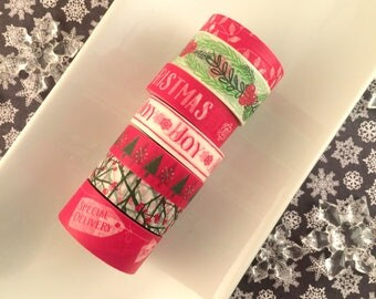 Special Delivery Washi Tape Sample