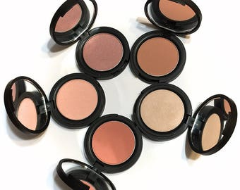 Mineral Blush Natural Face Color - Gluten Free Pressed Makeup