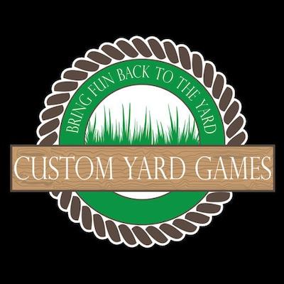 Custom Yard Games