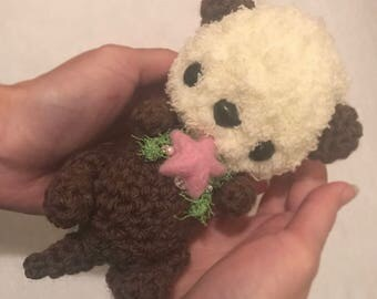 Baby Otter - Made to Order