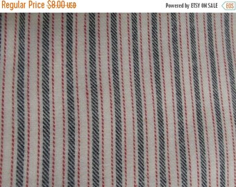 ON SALE Pin Striped Flannel