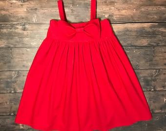 Girls Dresses, Girls Christmas Dress, Girls Red Dress, Baby Christmas Dress, toddler Dress, Dresses, Christmas Outfit, Red Dress, Baby Red
