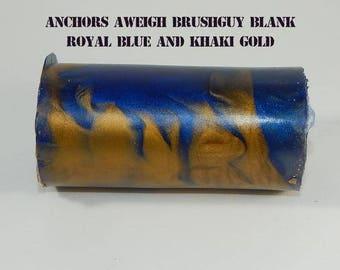 Anchors Aweigh Brushguy Lathe Turning Blank