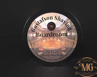 Boardroom Shaving Soap