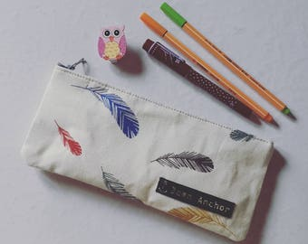 FEATHERS pencilcase