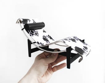 Modern Chaise lounge chair 1/6th