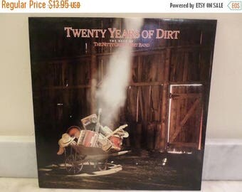 Save 30% Today Vintage 1986 Vinyl LP Record Twenty Years of Dirt The Best of the Nitty Gritty Dirt Band Near Mint Condition 14107