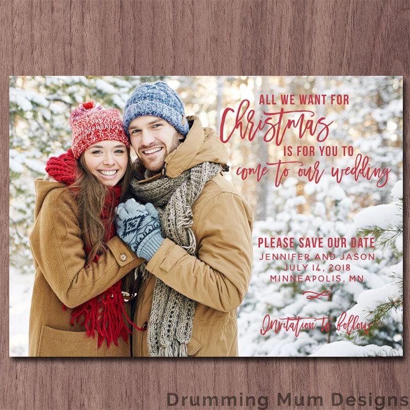 christmas save the dates - Bendi.charlasmotivacionales.co