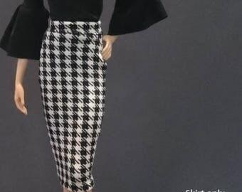 Skirt for Barbie,Muse barbie,LIV dolls, FR, Silkstone - No.0505