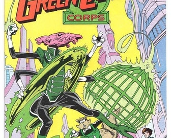 ON SALE Green Lantern Corps - Issue's 214 215 216 218 219 - 1987 - Copper - NM+ - U-Pick - Priced Each - Dc Comics