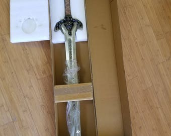 Conan The Barbarian  Fathers Sword Sharpened Sword Museum Replica