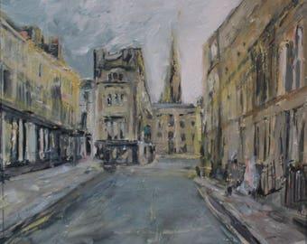 Wood Street in Bath