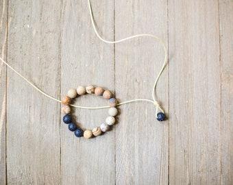 Kid's Essential Oil Lava Bead Bracelets