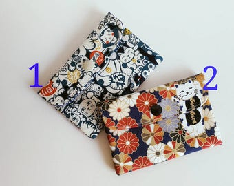 Pocket Wallet, coin pouch, pocket purse, card pouch