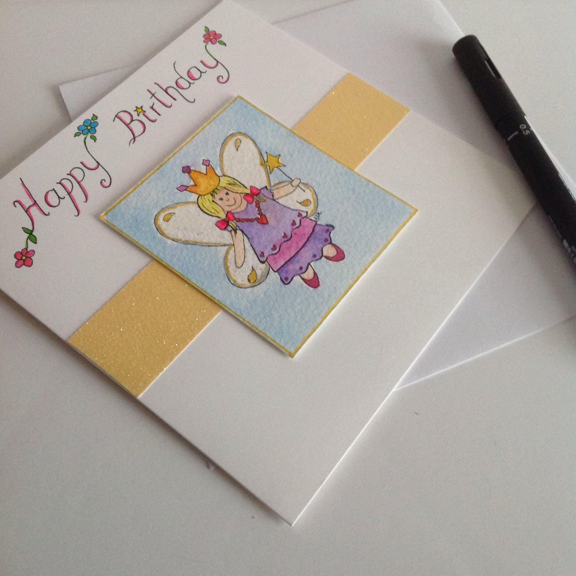 Fairy Birthday Card Choice Image Free Birthday Cards