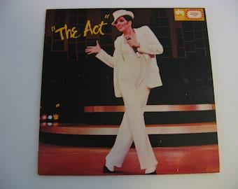 Liza Minnelli - The Act - Original Broadway Cast Recording - Circa 1978