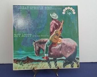 Roy Acuff - Great Speckle Bird - Circa 1958