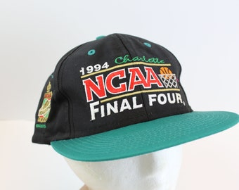 1994 NCAA Basketball Champions snapback hat cap snap final four charlotte