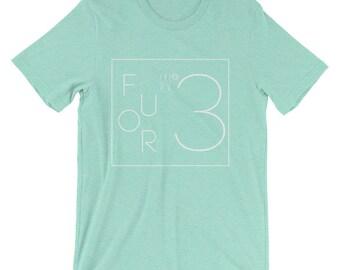 Enneagram Four Wing Three (4w3) Simple Tshirt