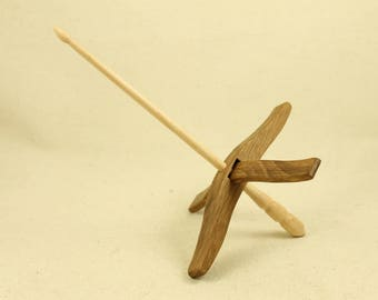 quarter sawn white Oak Glider Turkish Drop Spindle