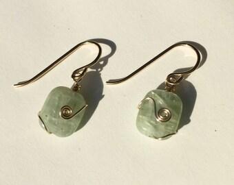Belaya Earrings
