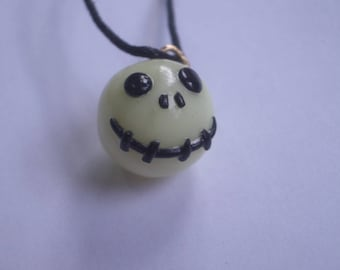 Mr JACK SPECIAL HALLOWEEN polymer clay PENDANT