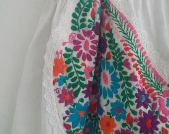 Vintage mexican sundress