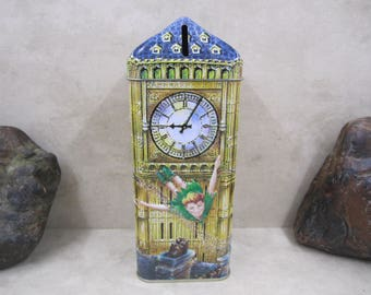 Churchill's Peter Pan Money Bank Made In England