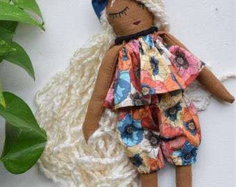 Bohemian Inspired doll