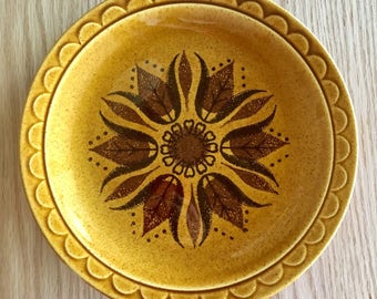 Golden Harvest by Homer Laughlin dinner and bread plates sold individually