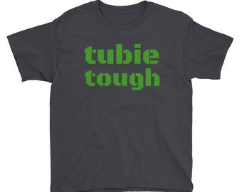 Tubie tough Youth Short Sleeve T-Shirt