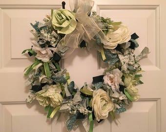 """12""""inch wreath"""